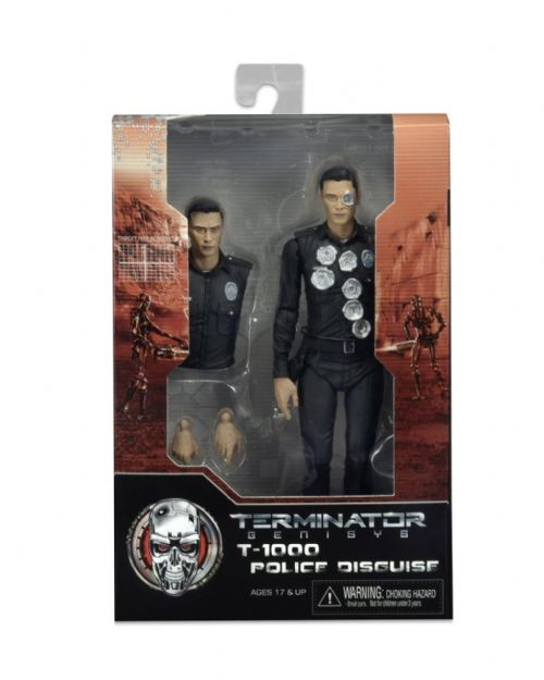 Terminator Genisys T-1000 7 inch Action Figure